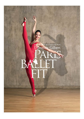 """PARIS BAALLET FIT"" DVD Art Direction & Design"
