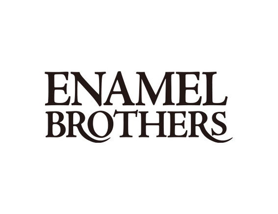 """ENAMEL BROTHERS"" Logo Design"