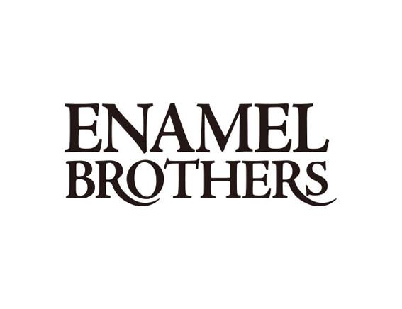 """ENAMEL BROTHERS"" Logo Design"