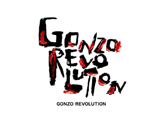 """GONZO REVOLUTION"" CI Logo Design"