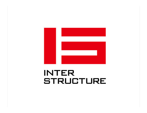 """INTERSTRUCTURE"" Logo Design"