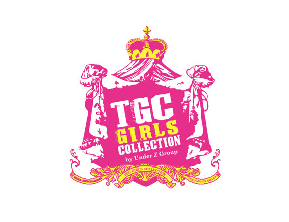 """TGC GIRLS COLLECTION"" in China Logo Design"