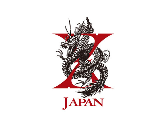 X JAPAN Logo Design