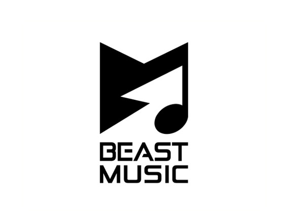 """BEAST MUSIC"" Logo Design"