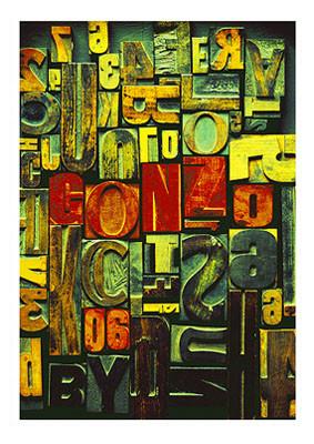 """GONZO ROSSO"" Art Work"