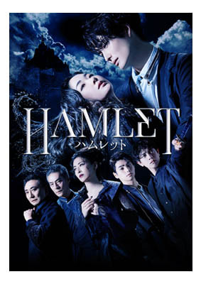 "Theater ""HAMLET"" Art Direction & Design / 舞台 ""ハムレット"""