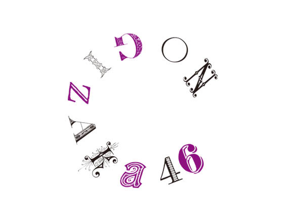 Nogizaka48 Logo Design 乃木坂46