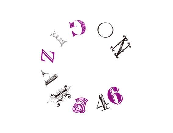 Nogizaka48 Logo Design 乃木坂46