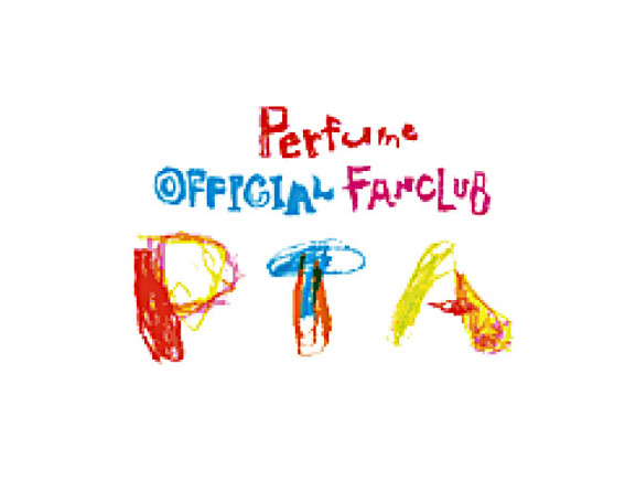 "Perfume ""Perfume OFFICIAL FANCLUB"" Logo Design at Triple-o"