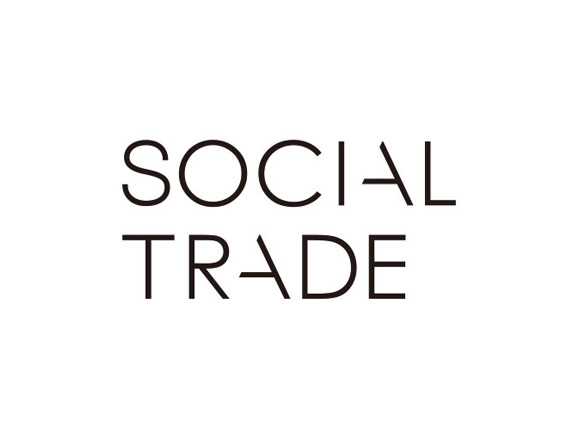 """SOCIALTRADE"" Logo Design"