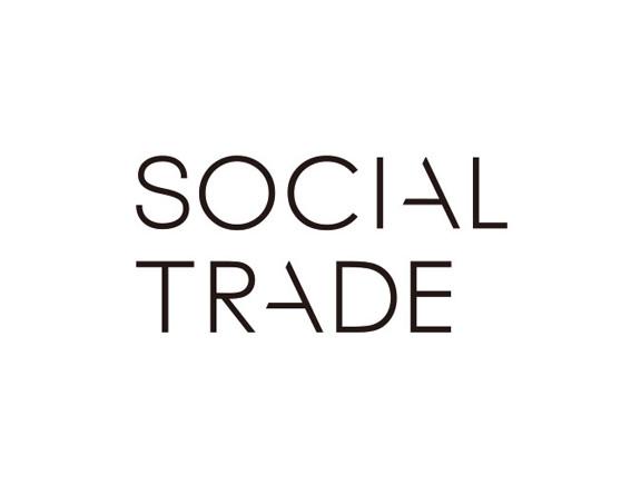 """""""SOCIALTRADE"""" Logo Design"""