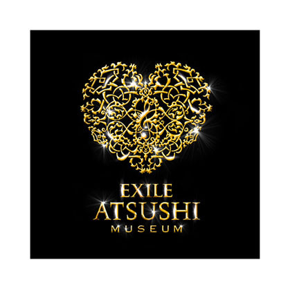 """EXILE ATSUSHI MUSEUM"" Logo Design"
