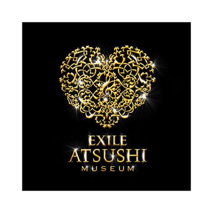 """EXILE ATSUSHI MUSEUM"" Logo Design"