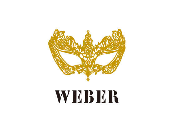 WEBER logo design